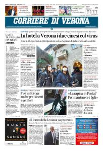 Corriere di Verona – 01 febbraio 2020