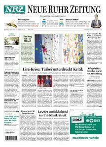 NRZ Neue Ruhr Zeitung Essen-Postausgabe - 14. August 2018