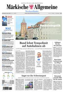 Märkische Allgemeine Westhavelländer - 29. Januar 2019