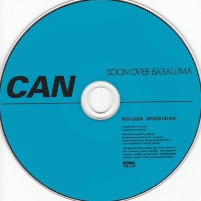 Can - Soon Over Babaluma (1974) ( Japan remastered 2005)