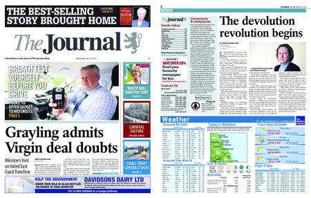 The Journal – July 25, 2018