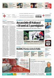Gazzetta di Parma - 6 Giugno 2017