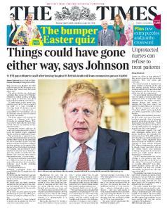 The Times - 13 April 2020