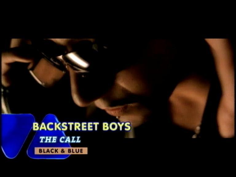 VideoClip Backstreet Boys - The Call Hits