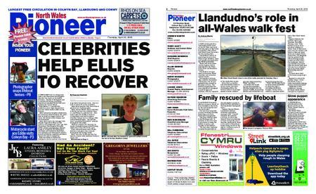 North Wales Pioneer – April 25, 2019