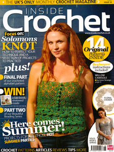 Inside Crochet, Issue 18 - June 2011