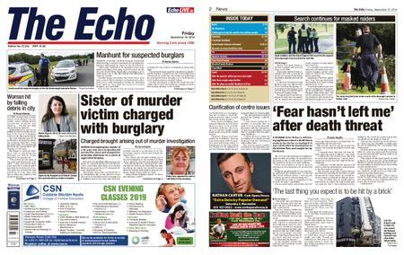 Evening Echo – September 13, 2019