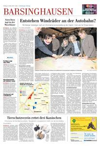 Barsinghausen/Wennigsen - 15. März 2019
