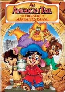 An American Tail 3 - The Treasure of Manhattan Island (1998)