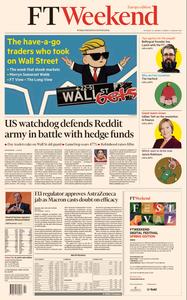 Financial Times Europe - January 30, 2021