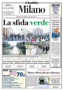 la Repubblica Milano - 3 Febbraio 2020