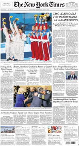 The New York Times – 28 July 2021