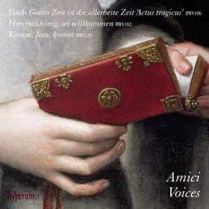 Amici Voices - Bach: Cantatas Nos. 106 & 182 (2019)