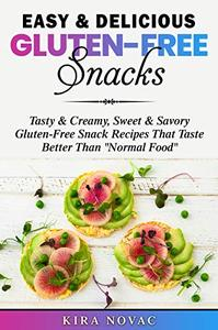 Easy & Delicious Gluten-Free Snacks