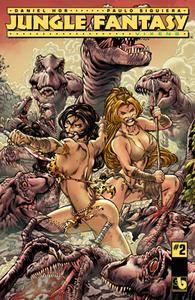 Jungle Fantasy - Vixens 1-2