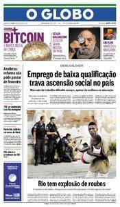 O Globo - 16 Dezembro 2017 - Sábado