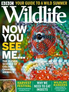 BBC Wildlife - August 2021