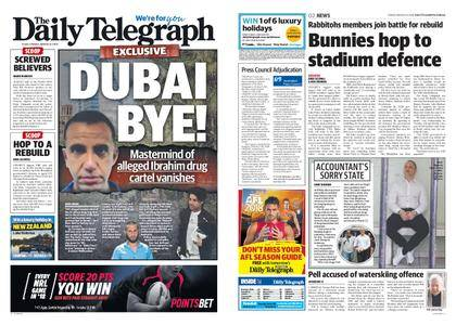 The Daily Telegraph (Sydney) – March 16, 2018