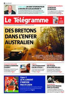 Le Télégramme Auray – 14 janvier 2020