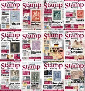 Gibbons Stamp Monthly - 2015 Full Year Issues Collection
