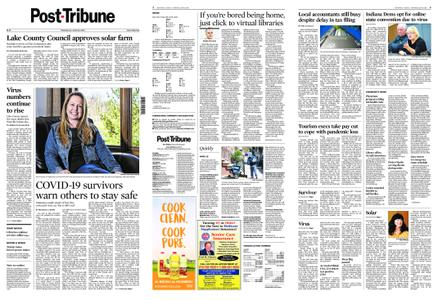 Post-Tribune – April 15, 2020