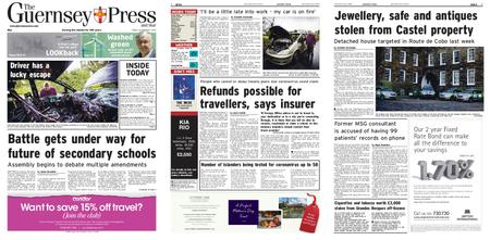 The Guernsey Press – 28 February 2020