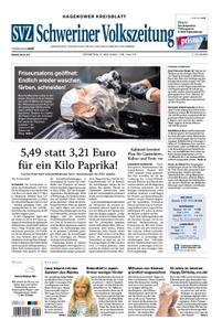 Schweriner Volkszeitung Hagenower Kreisblatt - 05. Mai 2020