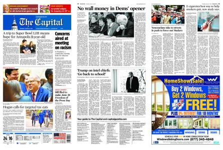 The Capital – January 31, 2019