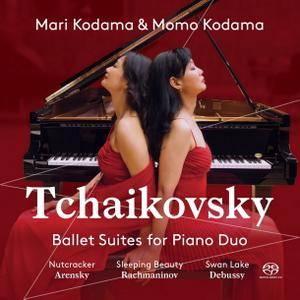 Mari Kodama & Momo Kodama - Tchaikovsky: Ballet Suites for Piano Duo (2016) [Official Digital Download]