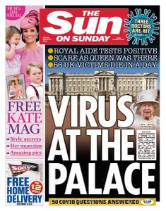 The Sun UK - 22 March 2020