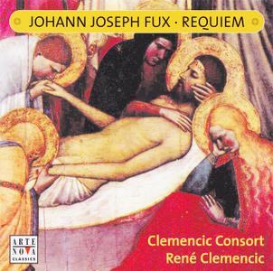 "Rene Clemencic, Clemencic Consort - Johann Joseph Fux: Requiem ""Missa Pro Defunctis"" (2001)"