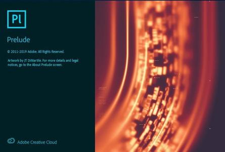 Adobe Prelude 2020 v9.0.1.64 (x64) Multilingual