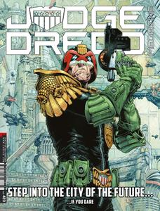 Judge Dredd Megazine 423 2020 digital Minutemen