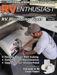RV Enthusiast Magazine – June 2021