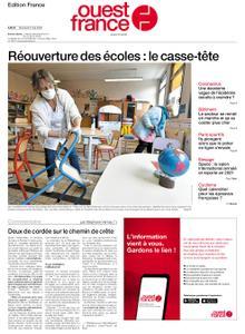 Ouest-France Édition France – 06 mai 2020
