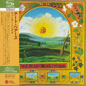 Art Bears - Winter Songs (1979) [2015, Belle Antique Japan, BELLE-152380]