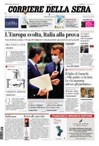 Corriere della Sera – 22 luglio 2020