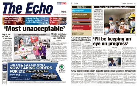 Evening Echo – June 29, 2021
