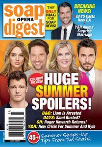 Soap Opera Digest - June 07, 2021