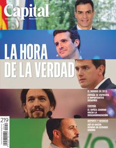 Capital Spain - marzo 2019