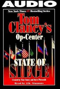 [Audiobook] Tom Clancy - Op Center: State of Siege