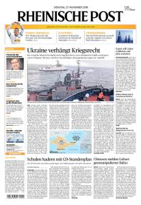 Rheinische Post – 27. November 2018