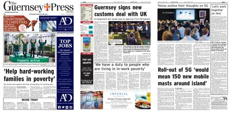 The Guernsey Press – 27 November 2018