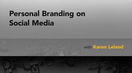 Lynda - Personal Branding on Social Media (2016)