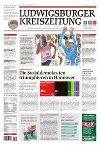 Ludwigsburger Kreiszeitung - 16. Oktober 2017