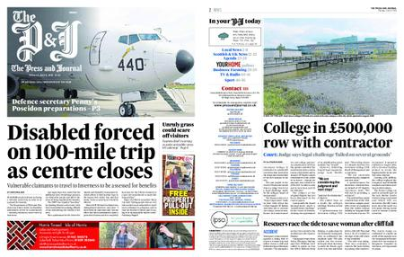 The Press and Journal Moray – July 09, 2019