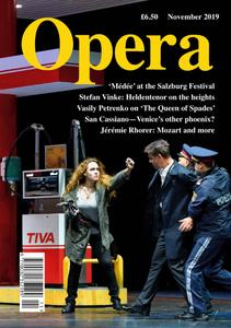 Opera - November 2019