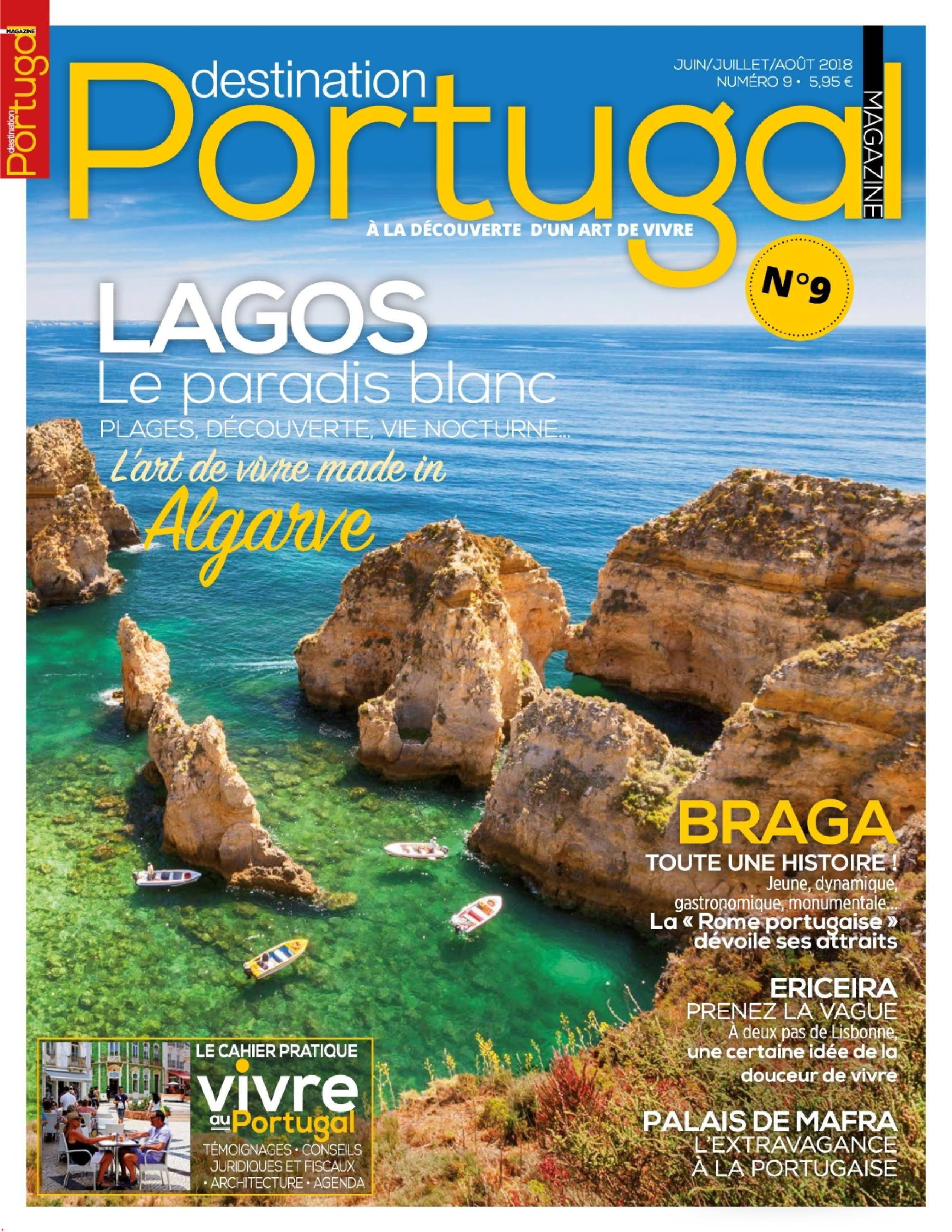 Destination Portugal - mai 2018