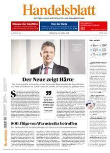 Handelsblatt - 10. April 2018