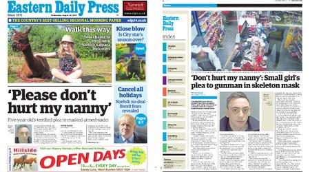 Eastern Daily Press – August 28, 2019